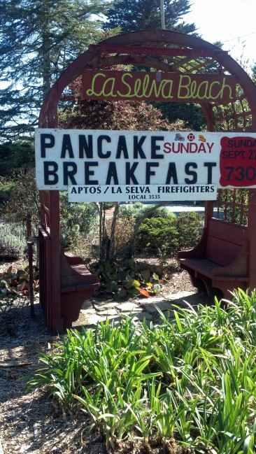 Terri Woods La Selva Beach Pancake Breakfast