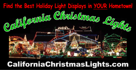 California Christmas Lights